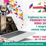 Trwa plebiscyt Mobility Trends 2020!