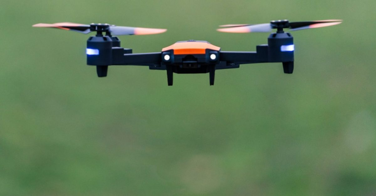 wybor drona