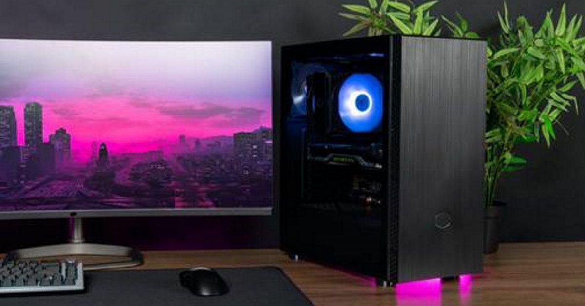 cooler master komputer