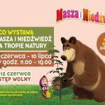 Masza i Niedźwiedź w CH Focus