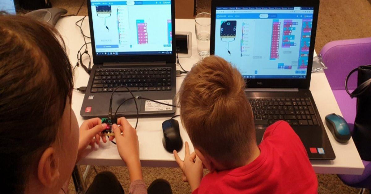 dzieci i technologia