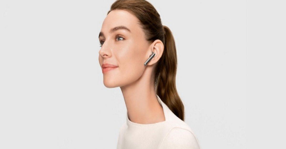 """""""Spersonalizowana"""" redukcja szumów w słuchawkach Huawei FreeBuds 4"""